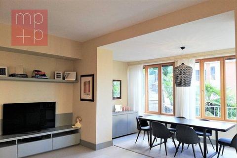 Lugano-Cassarate 2,5-Zimmer-Wohnung nur 200 m. vom See entfernt zum Verkauf