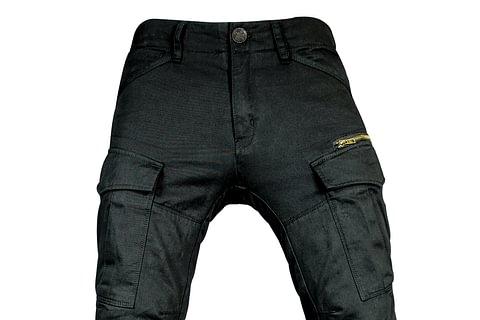 Biker's Point - Johndoe Kevlar Cargo Stroker black