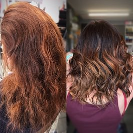Avant -Après