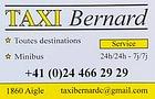 AAA ABA Taxi Bernard