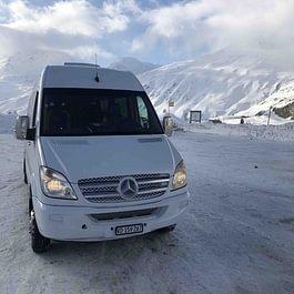 Léman tours SA_Mercedes Benz Sprinter VIP