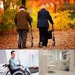 SECTEUR RÉADAPTATION / RÉHABILITATION Chaise roulante, scooter électrique, rollator, cadre de marche, lit électrique, aide au quotidien, équipement salle de bain