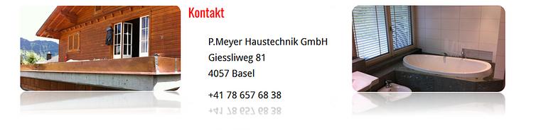 P. Meyer Haustechnik GmbH
