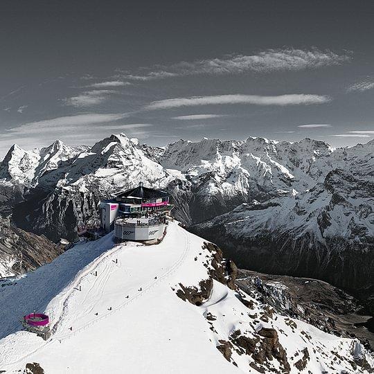 Schilthornbahn Mürren / Interlaken Region Berner Oberland