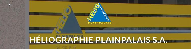 Hélio Plainpalais SA
