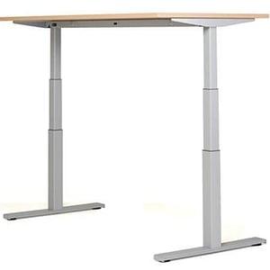 Steh-Sitztisch