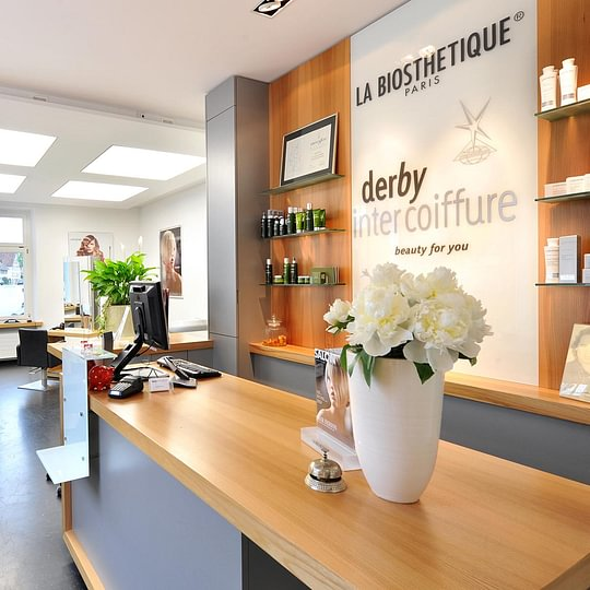 Intercoiffeur Derby in Müllheim Dorf