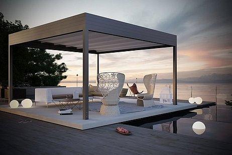 Protezione solare e tetti e coperture