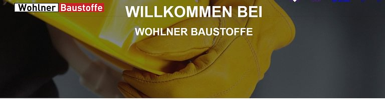Wohlner Baustoffe GmbH