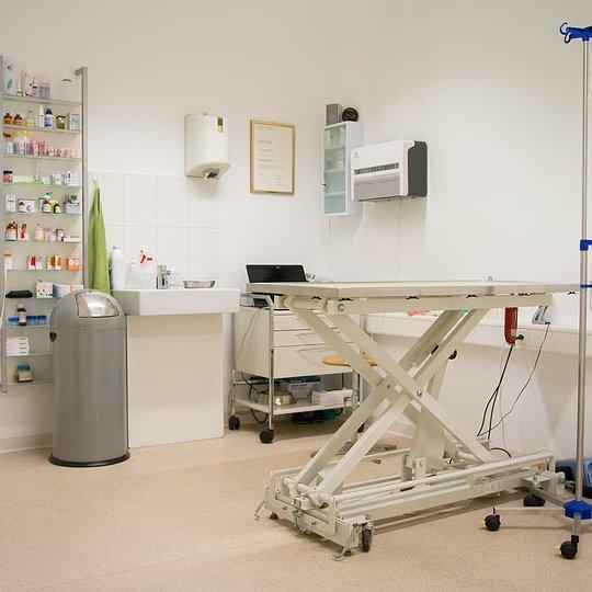 Kleintierklinik Dr. Schultheiss AG