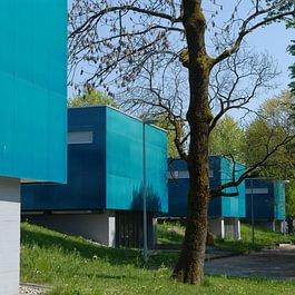 Hegi Koch Kolb Architekten - Pavillon Kantonsschule, Wohlen