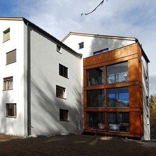 Im Baurecht Via Giovanni Segantini 13, St. Moritz