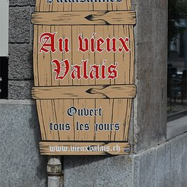 Au Vieux Valais