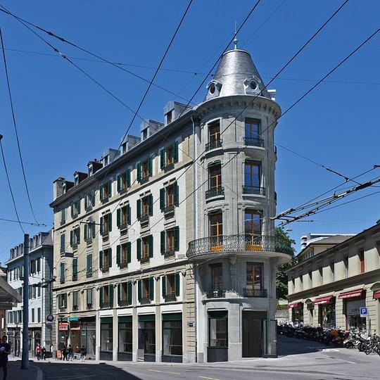 Le Pointu, Lausanne