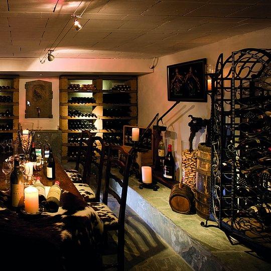 Alpenblick Weinkeller