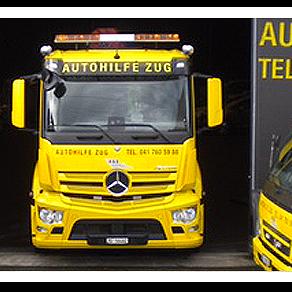 Autohilfe Zug, Steinhausen GmbH
