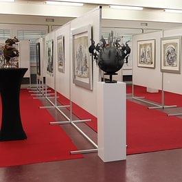 Galerie Rapperswil, Ausstellung