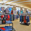 Sport Shop Enge in Beringen, Grösster Mammut Shop in der Region