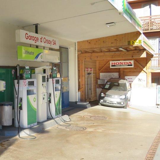 Garage d'Orsay SA