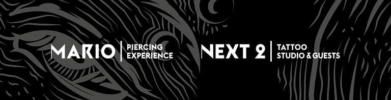 Mario Piercing Experience l Next 2 Tattoo