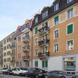 MFH Haslerstrasse 9, 8003 Zürich