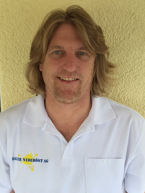 Christian Gisler - Ihr Ansprechpartner bei Malerarbeiten
