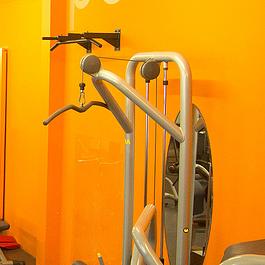 Fitnessfläche