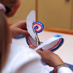 Intervento sulle attività quotidiane e scolastiche al Centro Ergoterapia Pediatrica CEP Bellinzona e Acquarossa