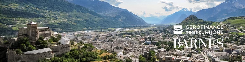 BARNES Suisse - Gerofinance I Régie du Rhône
