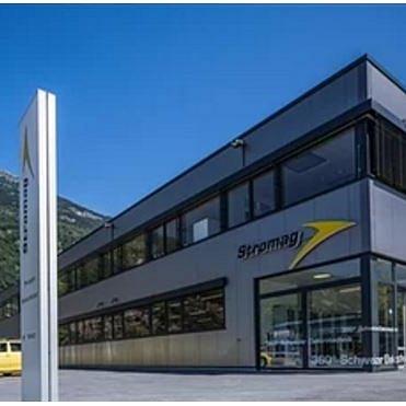 Hauptsitz der Firma TZ Stromag, Kantonsstrasse 132, 3902 Glis
