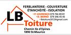 LB TOITURE Sàrl