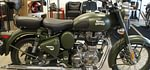 Royal Enfield Classic 500 Battle green - military
