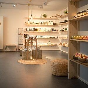 Store im Herzen von Zürich