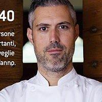6805 Ristorante La Palazzina - lo chef Alessandro Fumagalli