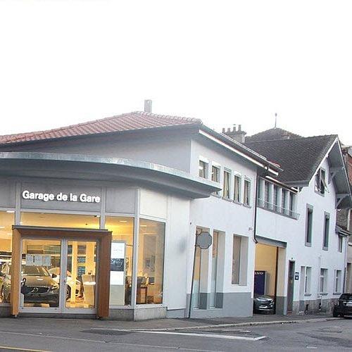 Garage de la Gare Vevey SA - Vevey