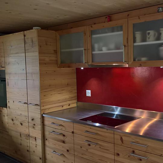 Küchenbau, Umbau und Renovationsarbeiten