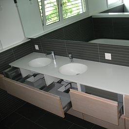 moble bagno realizzato a misura