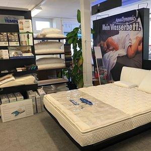 Wasserbett Aquadynamic von Bettenstudio Wächter