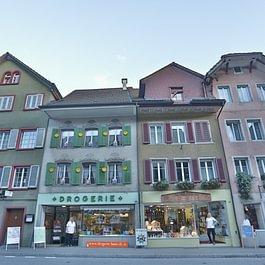 Altstadt Aussenansicht