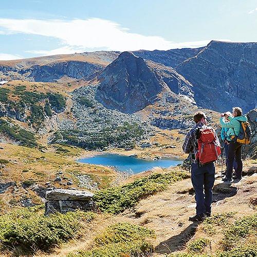 Wandern in Bulgarien, Rila-Gebirge