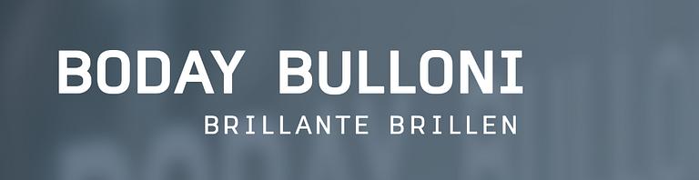 BODAY BULLONI