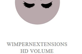 Wimpernextensions HD Volume