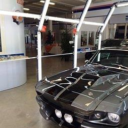 Globocar SA - Ford Mustang lavoro di precisione lucidatura