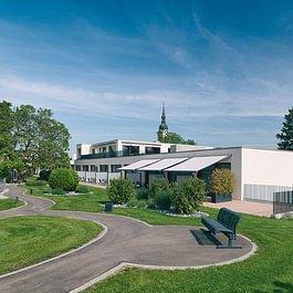 Klinik Seeschau AG - Parkanlage