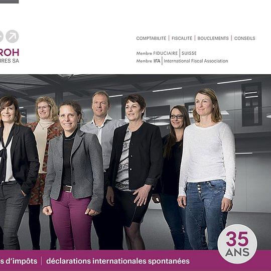 FR Fiduciaire Roh & partenaires SA