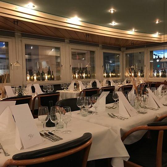 Saal Restaurant Egli