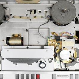 Reparatur Tonbandgerät Studer