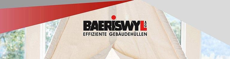 Baeriswyl AG Effiziente Gebäudehüllen