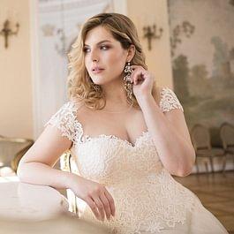 Brautkleider & Abendkleider auch in grossen Grössen!