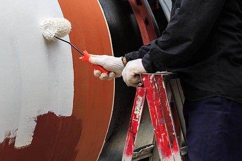 Tanksanierungen / Schutzbauwerke